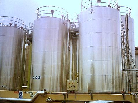 ACTISOL Calorifuge cuves-industrie chimique Midi Pyrenees