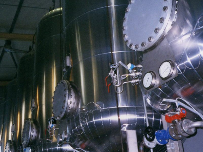ACTISOL Calorifuge cuves pharma- Toulouse