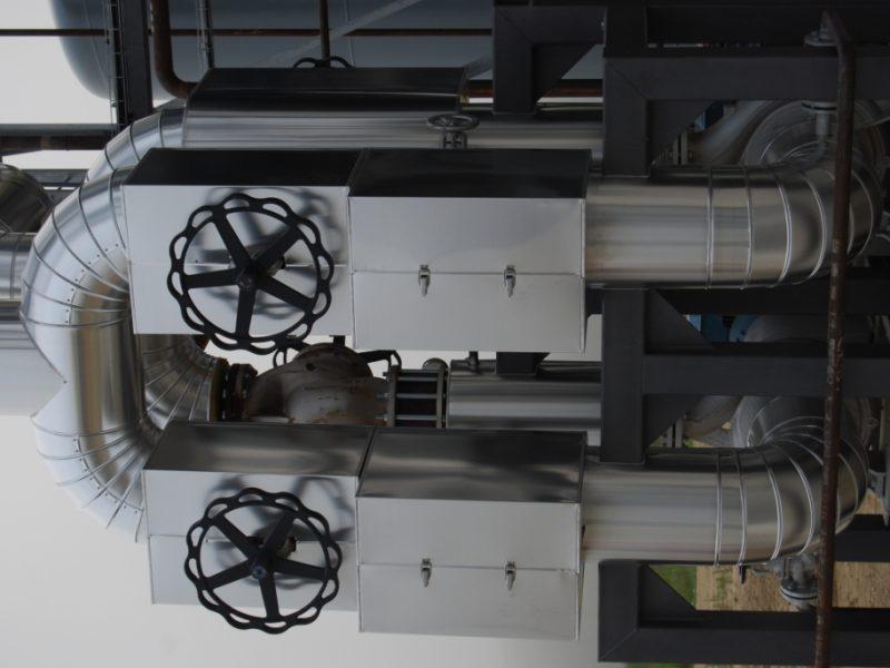 ACTISOL Calorifuge réseau vapeur - Sud Ouest