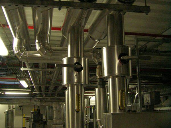 ACTISOL Calorifuge tuyauterie + vannes eau glacee Armaflex - Agen