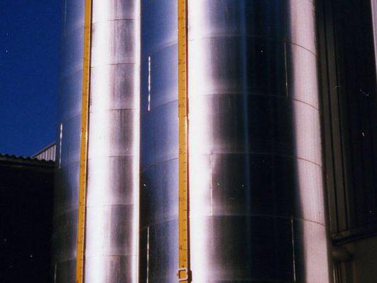 ACTISOL Calorifugeage cuves verticales agen