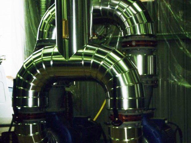 ACTISOL - Calorifugeage industriel en chaufferie - Economie energie Montauban Tarn et Garonne