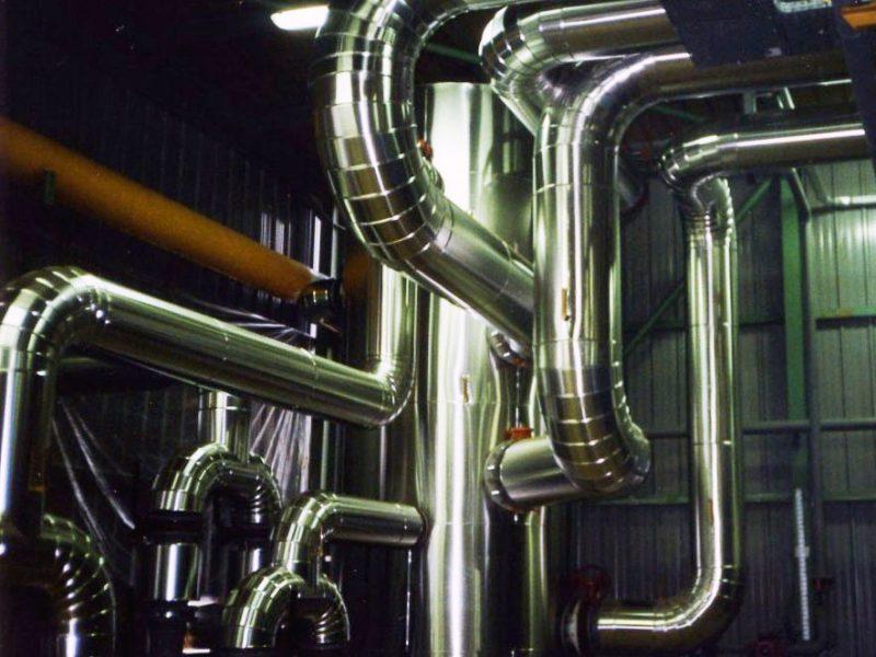 ACTISOL - Calorifugeage industriel en chaufferie - Protection personnel Région toulousaine