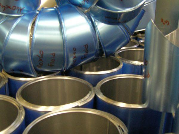 ACTISOL Prefabrication tole calorifugeage coquille coude isoxal aluminium