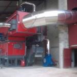 Gaines chaudiere biomasse