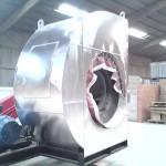 Isolation ventilateur 350°C
