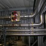 Calorifugeage pompe