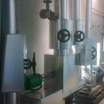 Isolation industrielle eau chaude